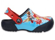 Crocs funlab marvel avengers navy boys clogs shoes