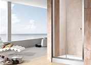 Glass shower door, shower cubicle, enclosures, scr