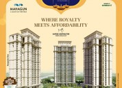 Royal apartment from mahagun mantra greater noida