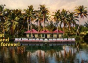 Kerala backwaters island resorts | lake resorts