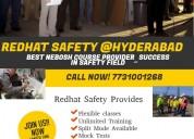 Nebosh safety course in hyderabad