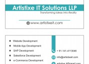 Artistixe classified app solutions