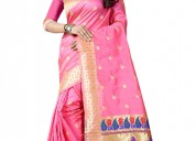 Buy Latest Bridal sarees online from Mirraw