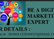 Be a digital marketing expert