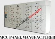 Mcc (motor control center) control panel manufactu