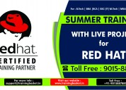 Best red hat training institute in noida