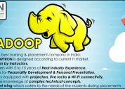 Hadoop training course in noida