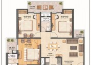 3 bhk appartment for sale in zirakpur