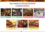 Food & beverage franchise