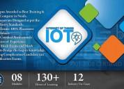 Online iot training in india