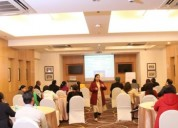 Parenting workshops for corporate professionals