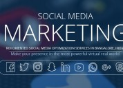 Roi oriented social media optimization company