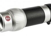 Leica silverline 8x20mm monocular