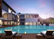 Luxury 3bhk+servent room ambience creacions gurgao