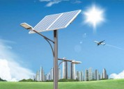Reliable solar led street lights varanasi