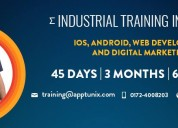 Industrial training in mohali | apptunix
