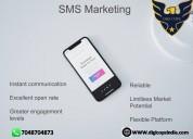 Bulk sms marketing in india.
