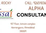 Alpha fssai consultant