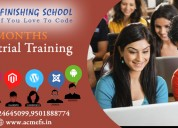Industrial training in mohali ,chandigarh