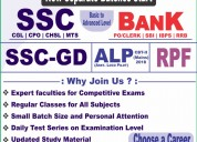 Ssc, bank, railway coaching in jaipur - powermind