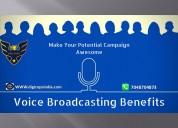 Voice broadcasting service | digi cops