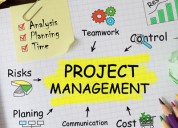 Project managment & consulting