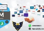 SMO ( Social Media Optimization) (1 Month)