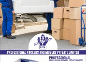 Professional packers and movers in kolkata