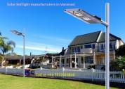 Solar street light manufacturer in varanasi