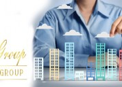 Gr group - real estate services in bangalore
