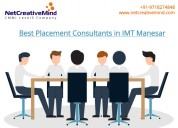 Best placement consultants in imt manesar manpower