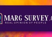 Famous political survey company in telangana