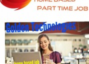 Home based part time online copy pasting jobs