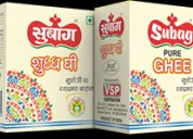 Buy full boil ghee online from manufacturer and su