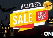 Best halloween discount 50% on theonespy app