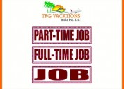 Full time work-from home jobs with tfg