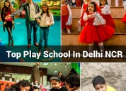 Top play school in delhi ncr | kothari starz noida