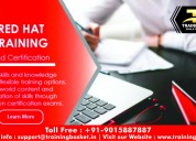Winter based red hat linux training in noida
