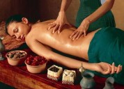 Full body massage center at-600 only in gurgaon