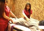 Full body to body with hapy ending massage at-1600