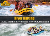 The camping junction | river rafting in rishikesh