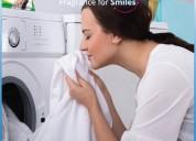 Expert detergent powder
