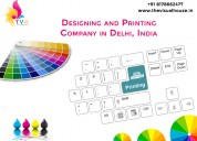 graphic designing and printing company in delhi,