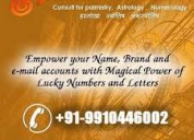 Numerology correction by institute of palmistry