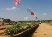 Smart residential land for sale at hyderabad
