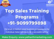 Best sales training programs - yms | mumbai | india