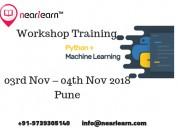Learn machine learning online  pune