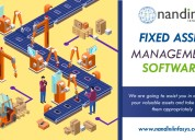 Fixed asset management in gurgaon