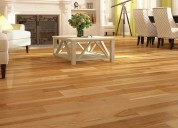 Wooden flooring design