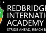 Redbridge international academy and value of educa